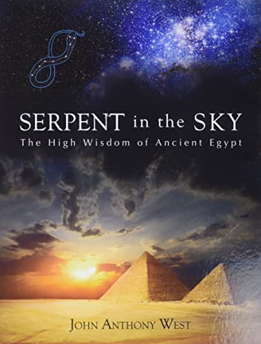 9780835606912: Serpent in the Sky: The High Wisdom of Ancient Egypt