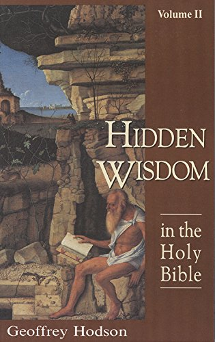 9780835607056: Hidden Wisdom in the Holy Bible, Vol. 2 (Theosophical Heritage Classics)