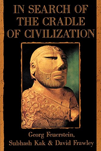 9780835607414: In Search of the Cradle of Civilization: New Light on Ancient India