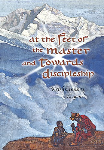 9780835608039: At the Feet of the Master and Towards Discipleship