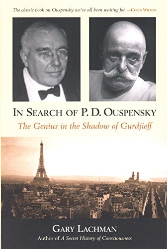 9780835608404: In Search of P. D. Ouspensky: The Genius in the Shadow of Gurdjieff
