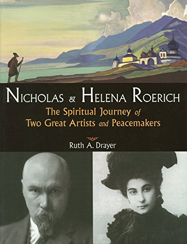 9780835608435: Nicholas And Helena Roerich: The Spiritual Journey of Two Great Artists And Peacemakers