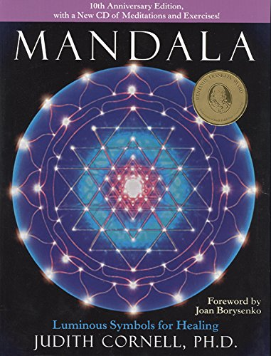 9780835608473: Mandala: Luminous Symbols for Healing, 10th Anniversary Edition with a New CD of Meditations and Exercises
