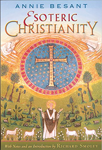 9780835608497: Esoteric Christianity: Or the Lesser Mysteries