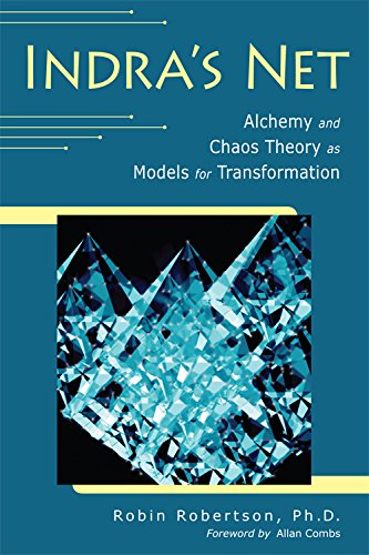 9780835608626: Indra's Net: Alchemy and Chaos Theory as Models for Transformation