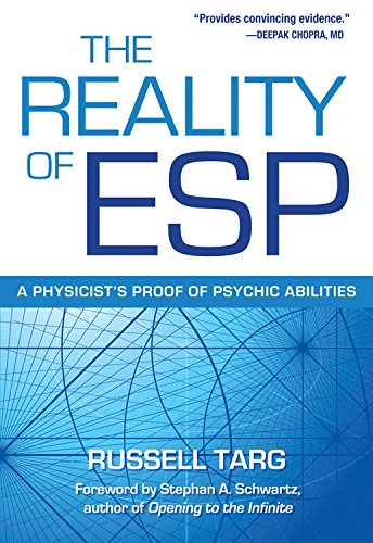 9780835608848: The Reality of ESP: A Physicist's Proof of Psychic Abilities