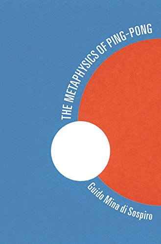 9780835609425: The Metaphysics of Ping Pong: Table Tennis as a Journey of Self-Discovery and the Spinning Ball as Our Planet Earth