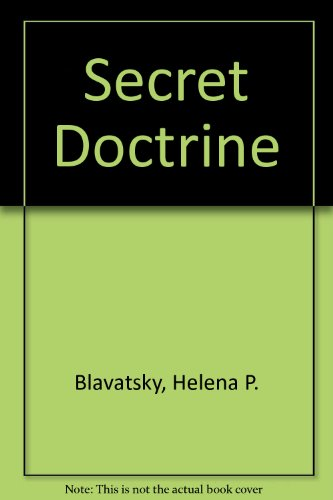 9780835671767: Secret Doctrine