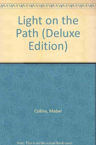 9780835671835: Light on the Path (Deluxe Edition)