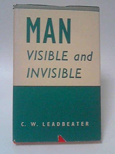 9780835673884: Man Visible and Invisible