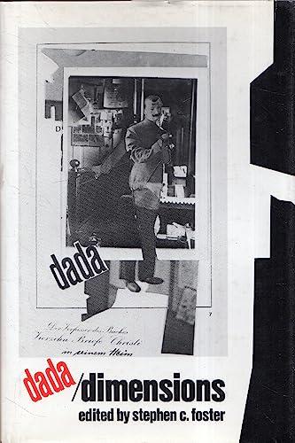 9780835716253: Dada/Dimensions (Studies in the fine arts. The avant-garde)