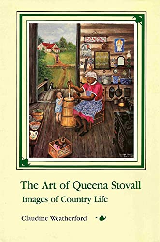 The Art of Queena Stovall: Images of: Weatherford, Claudine