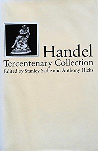 9780835718332: Handel Tercentenary Collection (Studies in Musicology, 99)