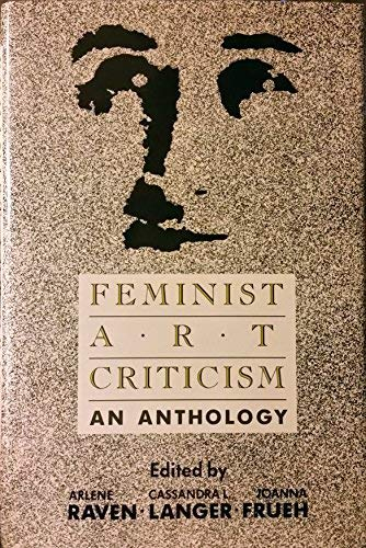 9780835718783: Feminist art criticism: An anthology (Studies in the fine arts)