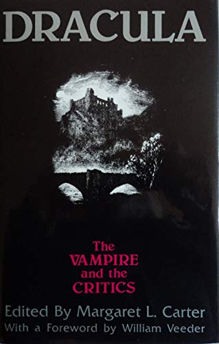 9780835718899: Dracula: The Vampire and the Critics (Studies in Speculative Fiction)