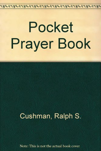 9780835803618: Pocket Prayer Book