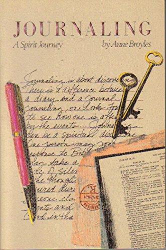 9780835805827: Journaling: A Spirit Journey