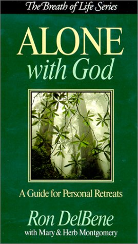 9780835806688: Alone With God: A Guide for Personal Retreats (The Breath of Life Series)