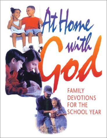 9780835809337: At Home with God: Family Devotions for the School Year