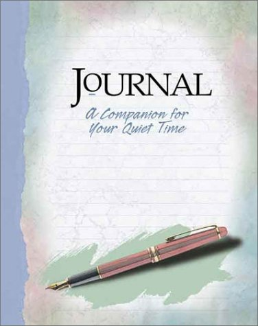 9780835809382: Companions in Christ Journal: A Companion for Your Quiet Time