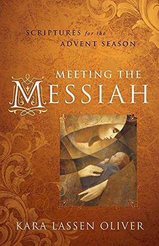 9780835810296: Meeting the Messiah: Scriptures for the Advent Season