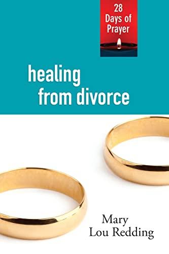 9780835813150: Healing from Divorce: 28 Days of Prayer