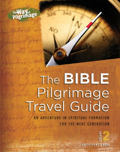 9780835898355: The Way of Pilgrimage, Participants Book, Vol. 2: The Bible: Pilgrimage Travel Guide (Companions in Christ)