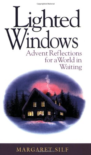 9780835898867: Lighted Windows: Advent Reflections for a World in Waiting
