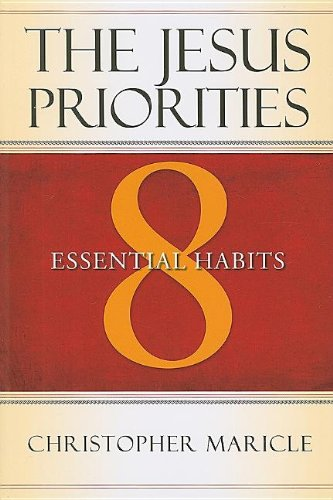 9780835899147: The Jesus Priorities: 8 Essential Habits