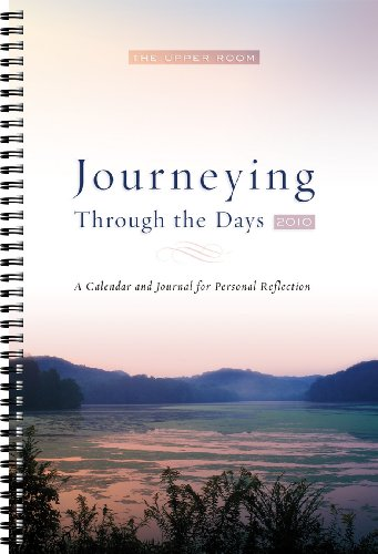 9780835899765: Journeying Through the Days 2010: A Calendar and Journal for Personal Reflection