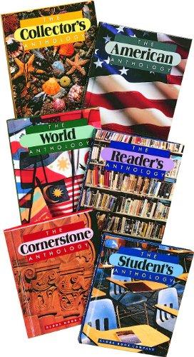 9780835900447: GLOBE STUDENTS ANTHOLOGY SE 92C (Globe Anthology)