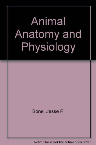9780835902168: Animal Anatomy and Physiology