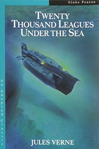 9780835902175: Twenty Thousand Leagues Under the Sea (An adapted classic)
