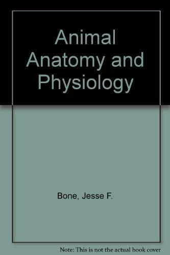 9780835902205: Animal Anatomy and Physiology