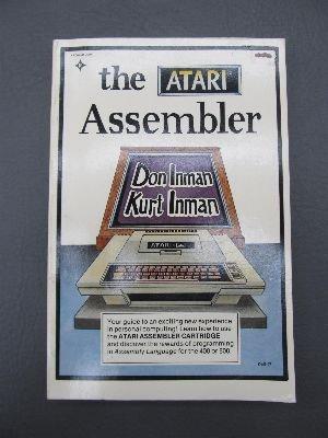 9780835902373: Atari Assembler
