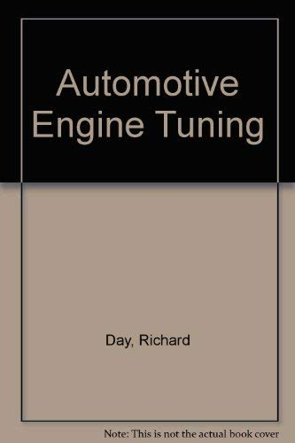 9780835902700: Automotive Engine Tuning
