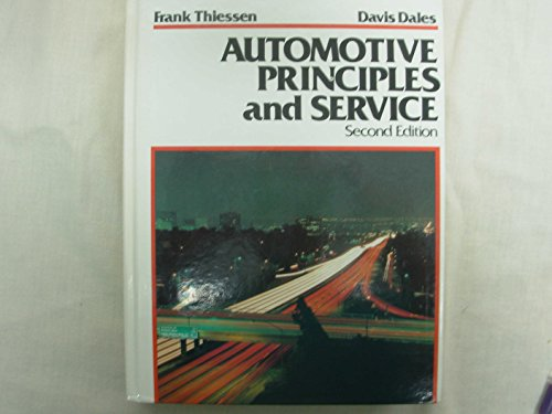 9780835903318: Automotive Principles and Service