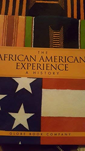 9780835904094: AFRICAN AMERICAN EXPERIENCE A HISTORY (Teacher's Resource Manual)