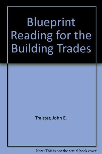 9780835905138: Blueprint Reading for the Building Trades