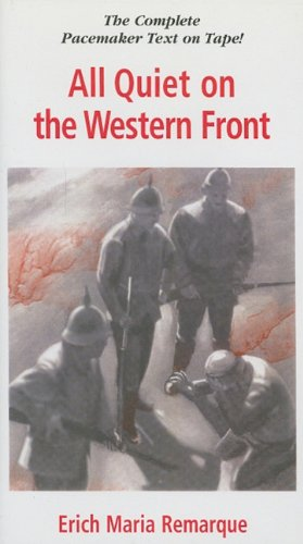 9780835910606: All Quiet on the Western Front (Pacemaker Classics)