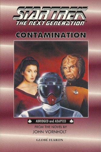 9780835911078: Star Trek the Next Generation: Contamination