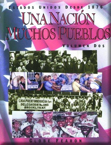 ONE NATION MANY PEOPLE SE SPANISH VOL TWO 1996C (Una Nacion, Muchos Pueblos/One Nation, Many ...