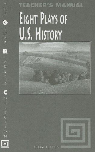 Teacher's Manual - Eight Plays of U.S.: XXX