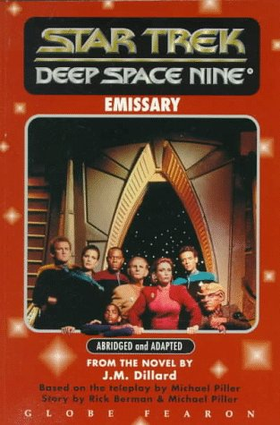 9780835914864: Emissary (Star Trek - Deep Space Nine Series)