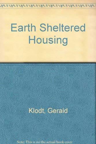 9780835915328: Earth Sheltered Housing