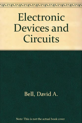 9780835915595: Electronic Devices and Circuits