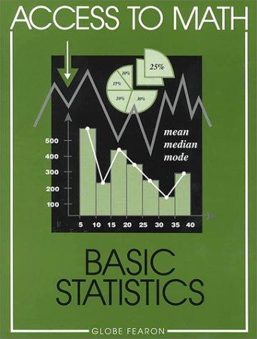 9780835915663: Access to Math: Basic Statistics
