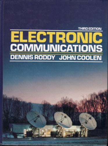 9780835915984: Electronic Communications