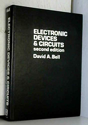 9780835916349: Electronic Devices and Circuits