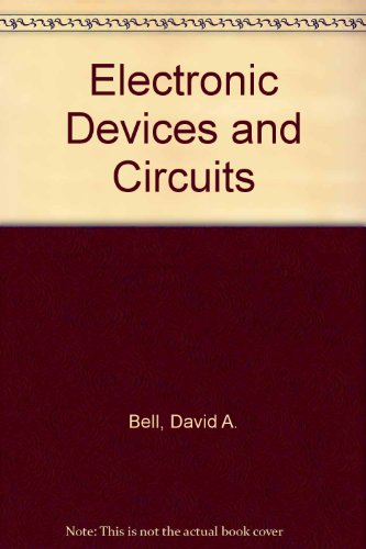 9780835916363: Electronic Devices and Circuits